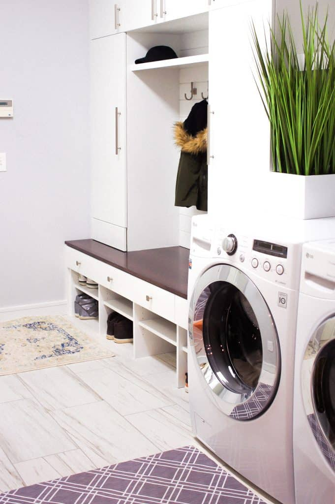 Ideas For Remodeling Small Laundry Mudroom E Modern